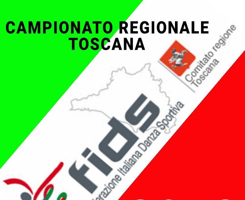 CAMPIONATO REGIONALE DANZE DI COPPIA 2020