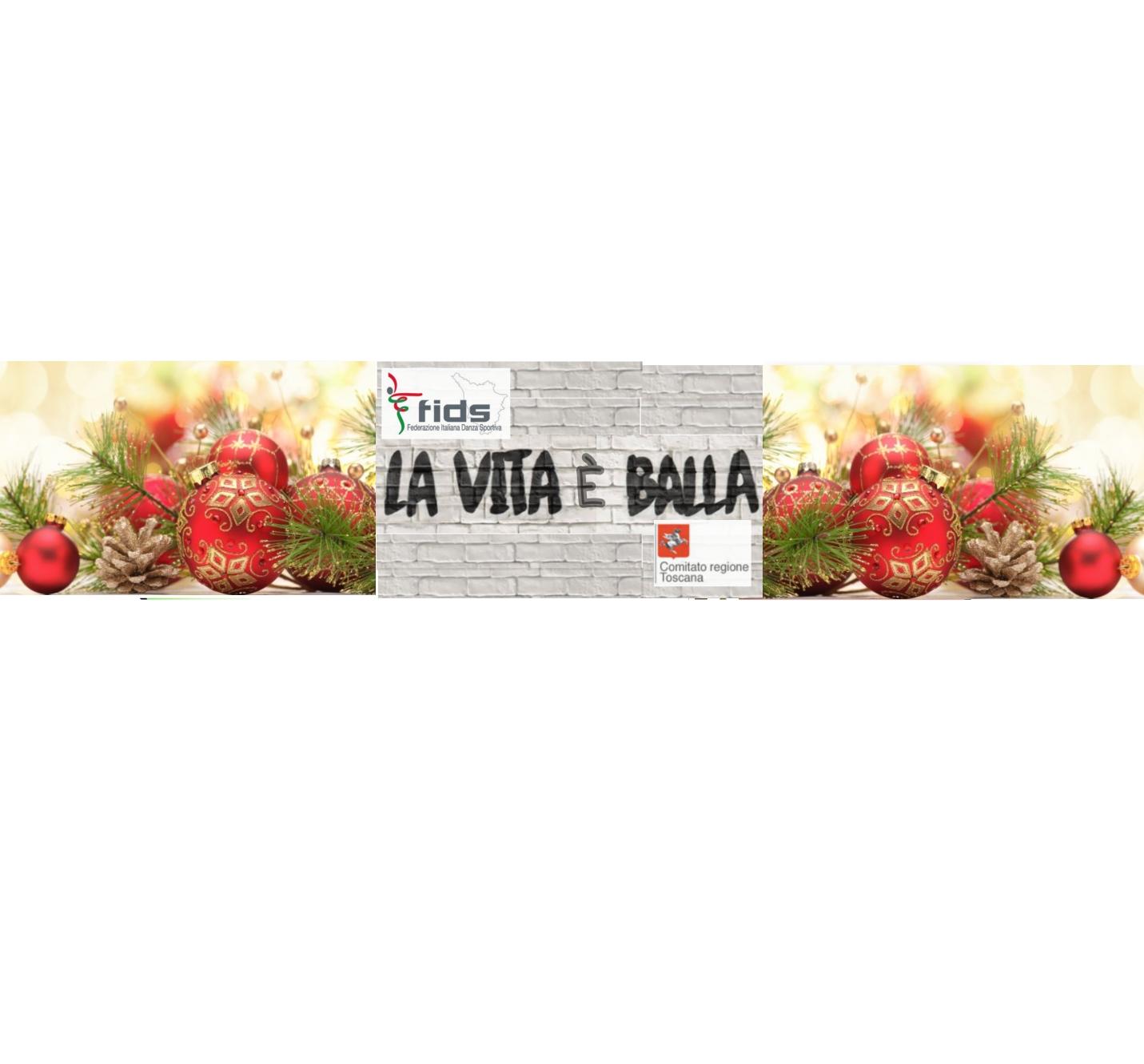 Avvio a LA VITA È BALLA!!